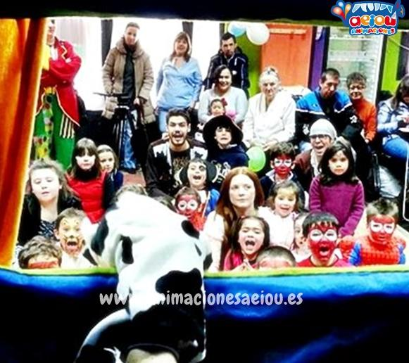 Cumpleaños infantiles y comuniones en Cuenca