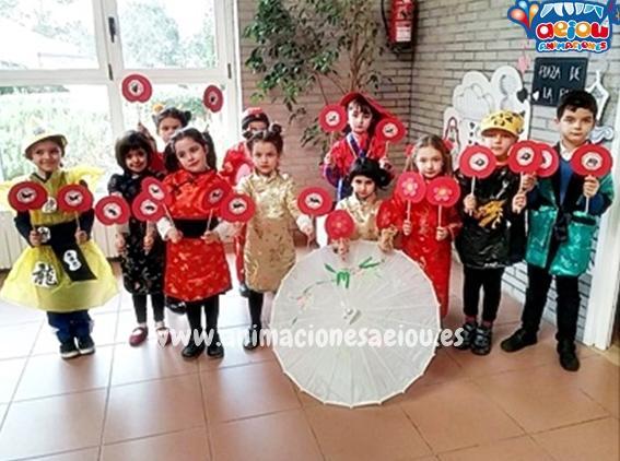 opciòn de animaciòn para fiestas de cumpleaños en Madrid