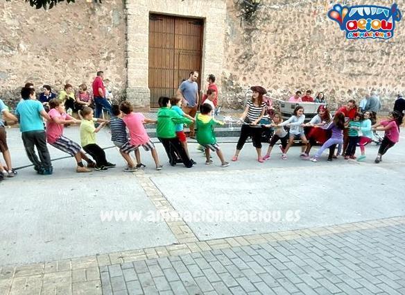 Animaciones para fiestas de cumpleaños infantiles en Madrid