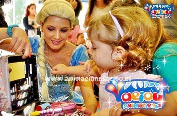 Los mejores animaciones cumpleaños infantiles en Huelva