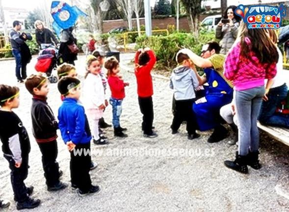Animación para cumpleaños infantiles en Huesca