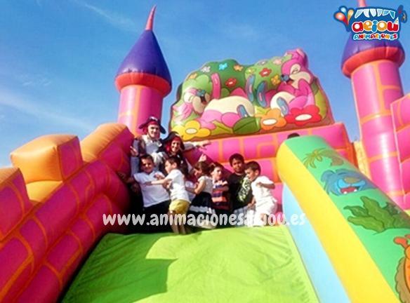 Animaciones para fiestas de cumpleanos infantiles y comuniones en madrid