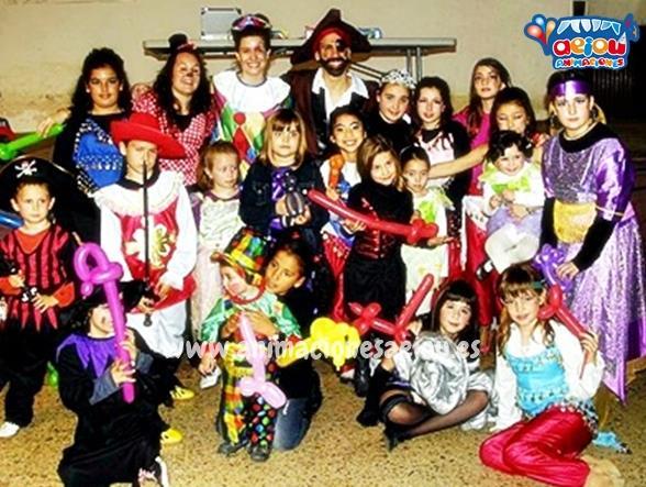 Animación para cumpleaños infantiles en Ciudad Real