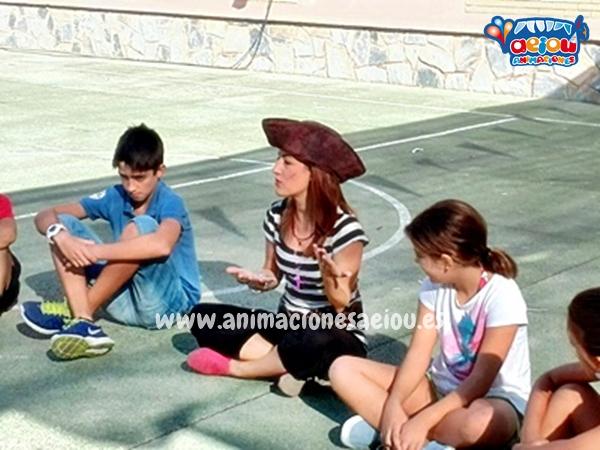 Animadores de fiestas infantiles en Bilbao a domicilio