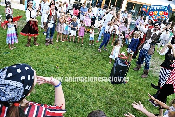 Animadores para fiestas infantiles en Ávila a domicilio