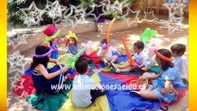 ¿Cuántos tipos de fiestas infantiles existen?