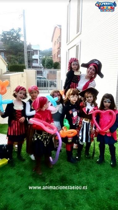 Animación para fiestas infantiles en Burgos