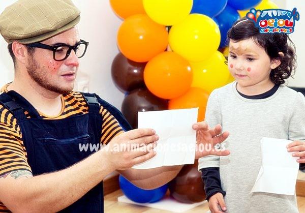Los diversos tipos de fiestas infantiles alegres para niños