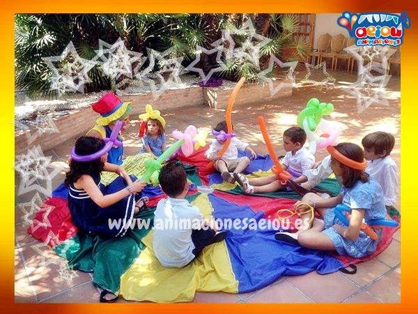 Payasos para fiestas infantiles en Ávila