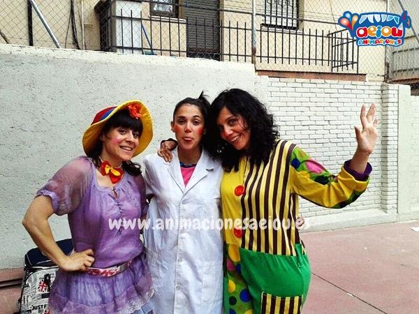 Payasos para fiestas infantiles en Córdoba