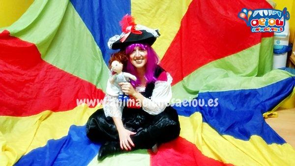 Payasos para fiestas infantiles en Castellón