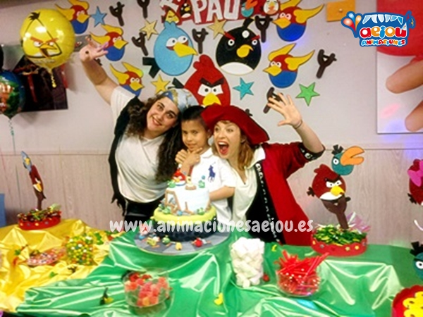 Animadores, magos y payasos en Lugo
