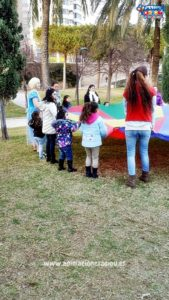 Animadores para fiestas infantiles en A Coruña a domicilio