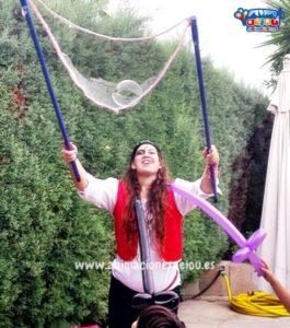 Animadores para fiestas infantiles en Asturias a domicilio