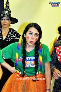 Animadores para fiestas infantiles en Granada