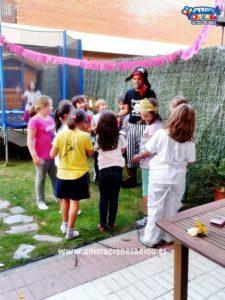 Animadores para fiestas infantiles en Lugo a domicilio
