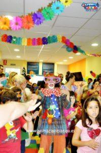 Animadores para fiestas infantiles en Oviedo a domicilio