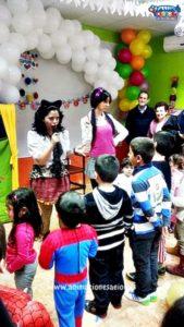 Animadores para fiestas infantiles en Santiago de Compostela