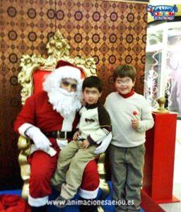 Contratar a Papá Noel en Pamplona a domicilio