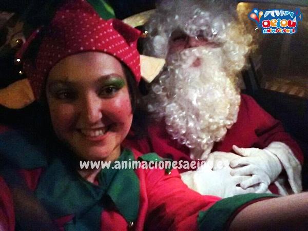 Contratar la visita de Papá Noel a domicilio en Pamplona