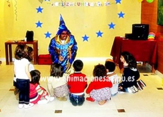 animaciones fiestas infantiles y comuniones en pontevedra