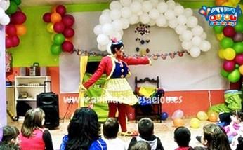 animaciones fiestas infantiles y comuniones en ourense