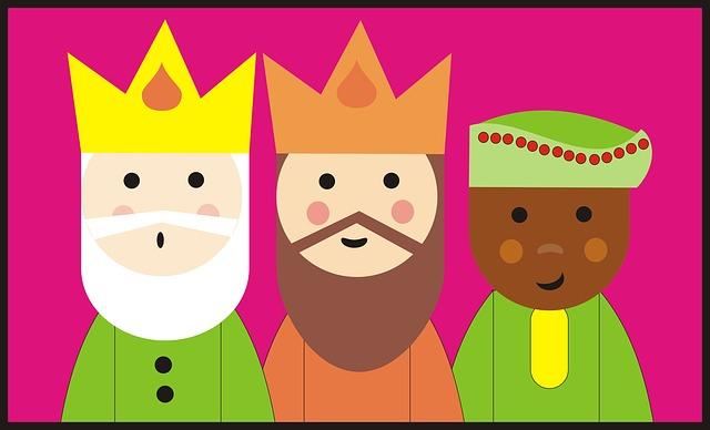 Ideas para la carta a los Reyes Magos