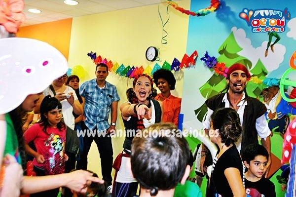 Magos para fiestas infantiles en Granada