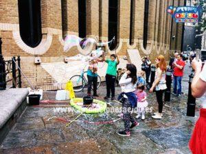 Magos para fiestas infantiles en Guadalajara
