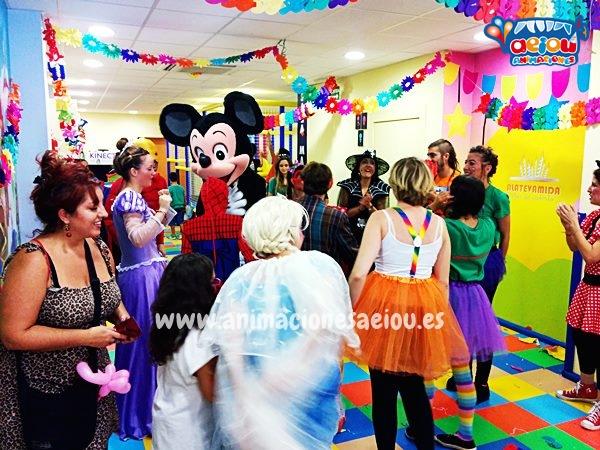 Magos para fiestas infantiles en Lleida
