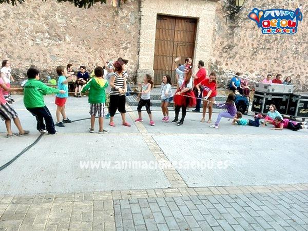 Magos para fiestas infantiles en Lugo