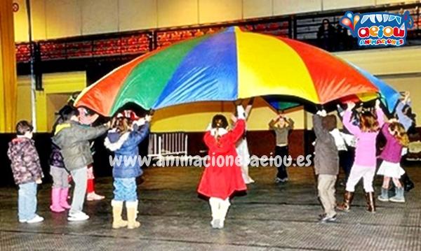 Magos para fiestas infantiles en Málaga