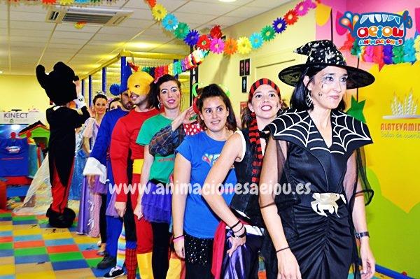 Magos para fiestas infantiles en Ourense