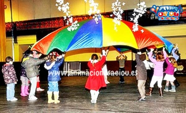Magos para fiestas infantiles en Santiago de Compostela