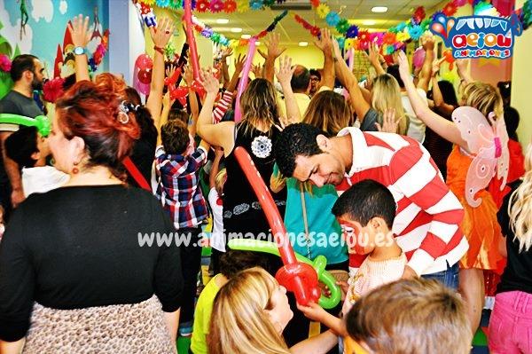 Magos para fiestas infantiles en Sevilla