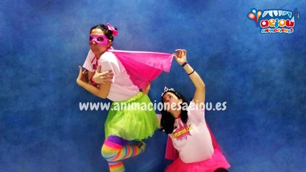 Payasos para fiestas infantiles en Las Palmas de Gran Canaria