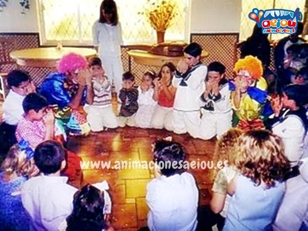 Payasos para fiestas infantiles en Oviedo