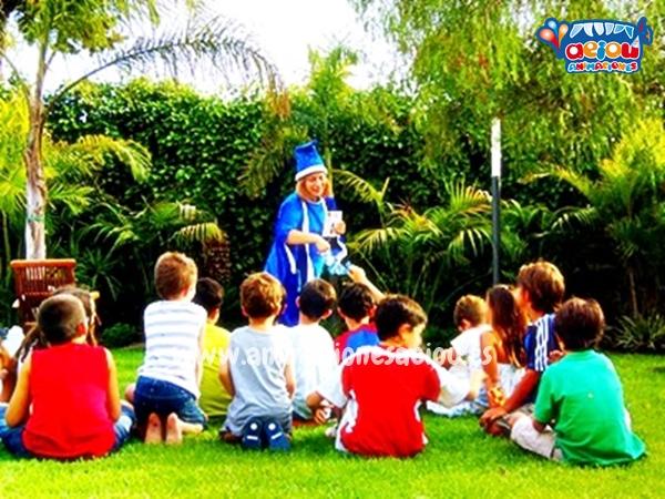 Payasos para fiestas infantiles en Santiago de Compostela