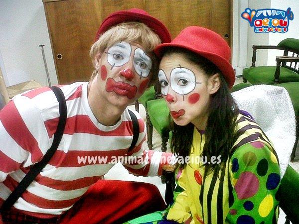 Animación de fiesta infantil en León