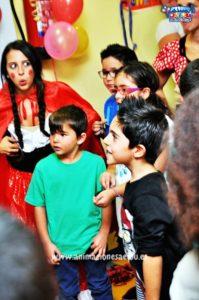 Animación de fiestas infantiles en Vigo