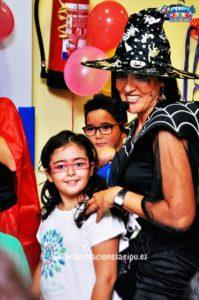 Animación de fiestas infantiles en Vigo a domicilio