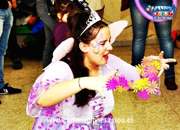 Animación para fiesta de cumpleaños infantiles en Asturias