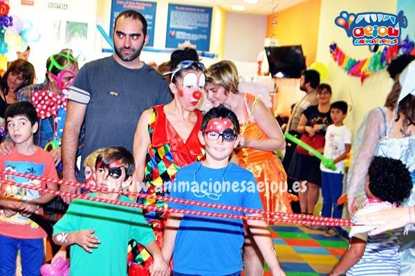 Animación para fiesta de cumpleaños infantiles en Lugo