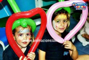 Animación para fiestas de cumpleaños infantiles en Álava