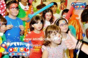 Animación para fiestas de cumpleaños infantiles en Asturias