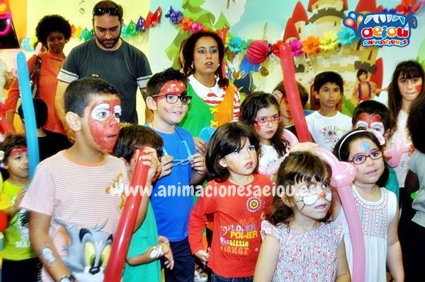 Animación para fiestas de cumpleaños infantiles en Lugo