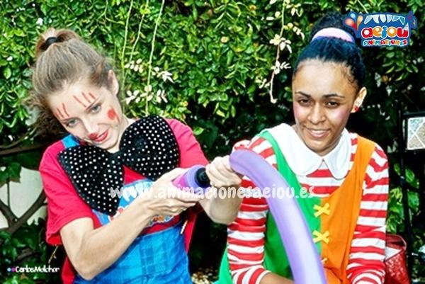 Animación para fiestas de cumpleaños infantiles en Navarra