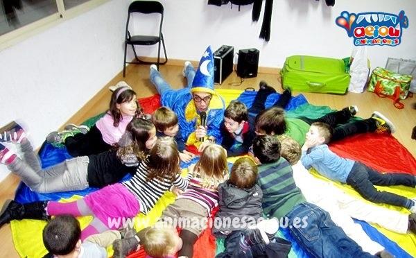 Animación para las fiestas de cumpleaños y comuniones en Lugo