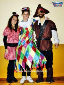 Animaciones para comuniones en Gijón a domicilio