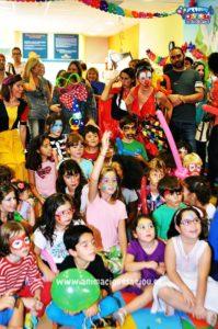 Animaciones para comuniones en Santiago de Compostela a domicilio